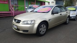 2007 Holden Commodore VE Omega Gold 4 Speed Automatic Sedan