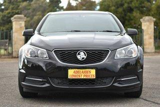 2017 Holden Commodore VF II MY17 Evoke Black 6 Speed Sports Automatic Sedan.