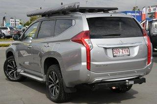 2016 Mitsubishi Pajero Sport QE MY16 GLS Sterling Silver 8 Speed Sports Automatic Wagon.