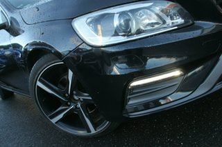 2014 Volvo S60 F Series MY14 T5 Geartronic R-Design Black 8 Speed Sports Automatic Sedan.
