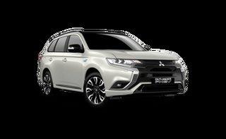 2021 Mitsubishi Outlander ZL MY21 PHEV AWD GSR Starlight 1 Speed Automatic Wagon Hybrid.