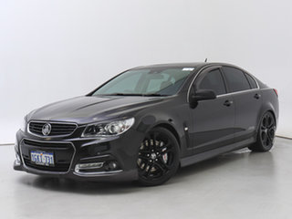 2015 Holden Commodore VF MY15 SS-V Redline Black 6 Speed Automatic Sedan.
