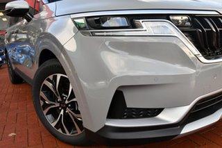 2020 Kia Carnival KA4 MY21 SI Ceramic Silver 8 Speed Sports Automatic Wagon.