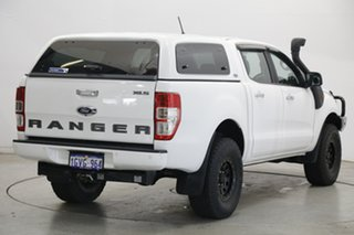 2019 Ford Ranger PX MkIII 2019.75MY XLS White 6 Speed Sports Automatic Double Cab Pick Up