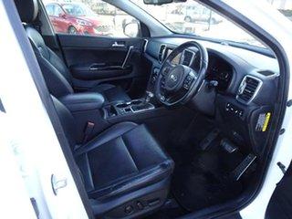 2017 Kia Sportage QL MY17 GT-Line AWD White 6 Speed Automatic Wagon