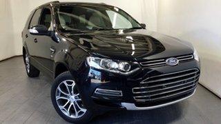 2013 Ford Territory SZ Titanium Seq Sport Shift AWD Black 6 Speed Sports Automatic Wagon.