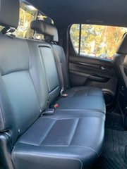 2019 Toyota Hilux GUN126R Rugged X Double Cab Black 6 Speed Manual Utility