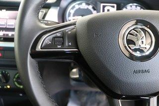 2019 Skoda Fabia NJ MY19 70TSI Red 5 Speed Manual Wagon