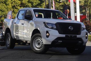 2021 Nissan Navara D23 MY21 SL Polar White 7 Speed Sports Automatic Utility.