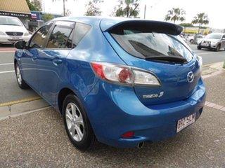 2012 Mazda 3 BL 11 Upgrade Neo Blue 5 Speed Automatic Hatchback