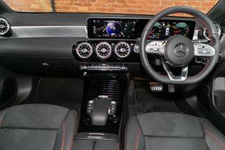 2020 Mercedes-Benz A-Class W177 800+050MY A180 DCT Polar White 7 Speed Sports Automatic Dual Clutch