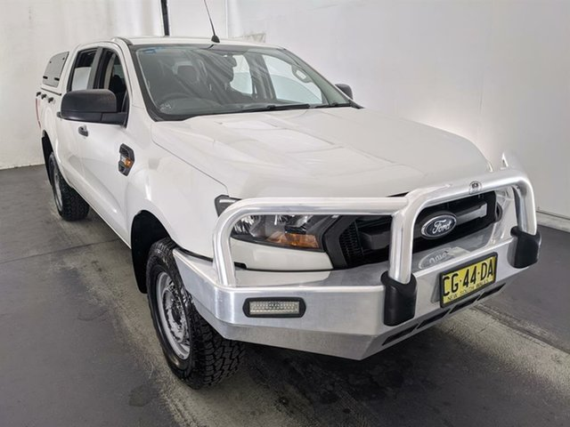 Used Ford Ranger PX MkII XL Maryville, 2015 Ford Ranger PX MkII XL White 6 Speed Manual Utility