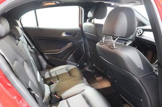 2016 Mercedes-Benz GLA-Class X156 806MY GLA180 DCT Red 7 Speed Sports Automatic Dual Clutch Wagon