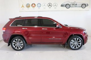 2018 Jeep Grand Cherokee WK MY18 Limited Red 8 Speed Sports Automatic Wagon