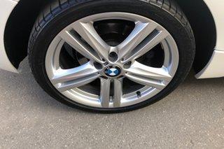 2012 BMW 1 Series F20 125i Steptronic White 8 Speed Sports Automatic Hatchback