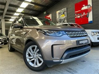 2017 Land Rover Discovery Series 5 L462 HSE Bronze Sports Automatic Wagon.