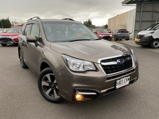 2018 Subaru Forester S4 MY18 2.5i-L CVT AWD Bronze 6 Speed Constant Variable Wagon.