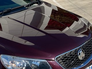 2013 Holden Commodore VF MY14 International Purple 6 Speed Sports Automatic Sedan
