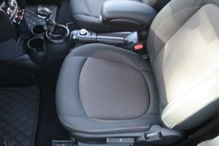 2016 Mini Hatch F56 Cooper Red 6 Speed Automatic Hatchback