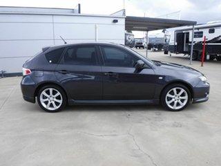 2008 Subaru Impreza G3 MY08 RS AWD Grey 4 Speed Sports Automatic Hatchback.