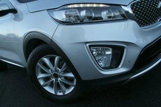 2017 Kia Sorento UM MY17 SI Silver, Chrome 6 Speed Sports Automatic Wagon.