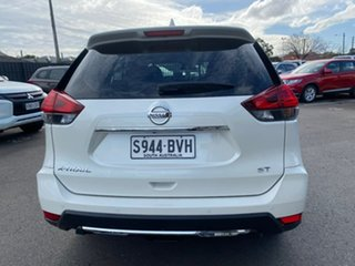 2017 Nissan X-Trail T32 Series II ST X-tronic 2WD White 7 Speed Constant Variable Wagon