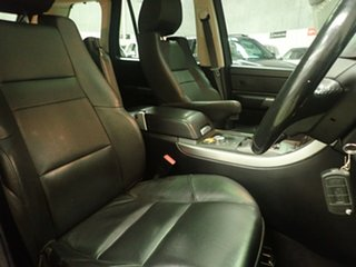 2007 Land Rover Range Rover MY07 Sport 2.7 TDV6 Java Black 6 Speed Auto Sequential Wagon