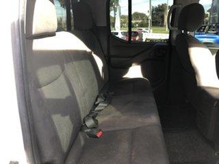 2011 Nissan Navara D40 RX (4x4) 6 Speed Manual King Cab Chassis