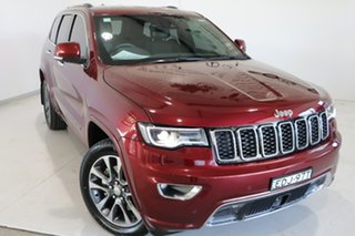 2018 Jeep Grand Cherokee WK MY18 Limited Red 8 Speed Sports Automatic Wagon.