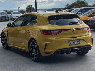 2019 Renault Megane BFB R.S. EDC Sport Yellow 6 Speed Sports Automatic Dual Clutch Hatchback