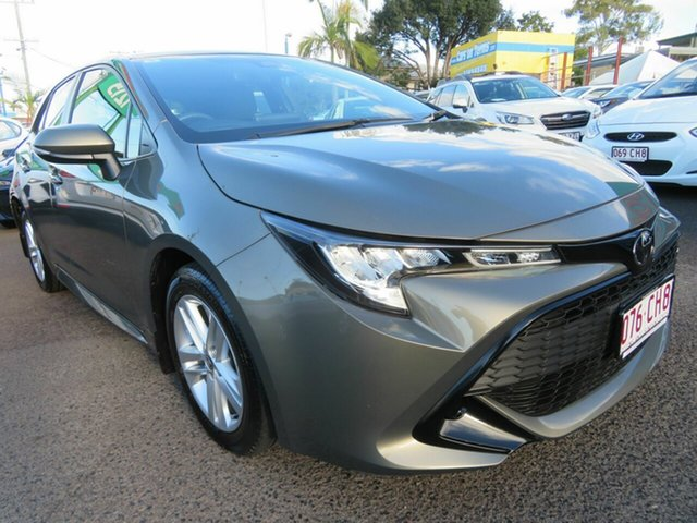 Used Toyota Corolla Mzea12R Ascent Sport Mount Gravatt, 2019 Toyota Corolla Mzea12R Ascent Sport Bronze 10 Speed Constant Variable Hatchback