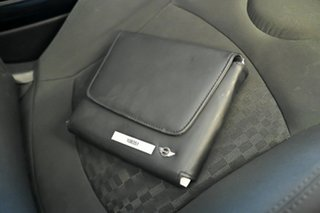 2008 Mini Hatch R56 Cooper S White 6 Speed Automatic Hatchback