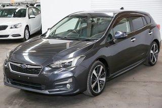 2017 Subaru Impreza G5 MY17 2.0i-S CVT AWD Grey 7 Speed Constant Variable Hatchback.