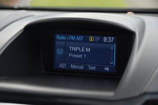 2015 Ford Fiesta WZ MY15 Sport PwrShift Grey 6 Speed Sports Automatic Dual Clutch Hatchback
