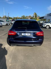 2014 Mercedes-Benz C-Class S205 C250 Estate 7G-Tronic + Blue 7 Speed Sports Automatic Wagon