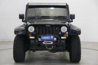 2013 Jeep Wrangler JK MY2013 Unlimited Sport Black 6 Speed Manual Softtop.