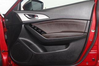 2016 Mazda 3 BN5278 Touring SKYACTIV-Drive Red 6 Speed Sports Automatic Sedan