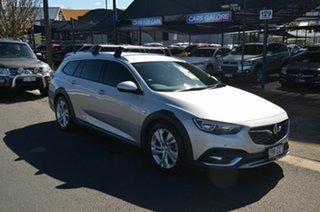 2017 Holden Calais ZB Tourer Silver 9 Speed Automatic Sportswagon.