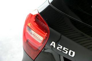 2017 Mercedes-Benz A-Class W176 807MY A250 D-CT 4MATIC Sport Black 7 Speed