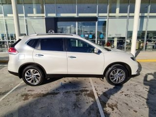 2016 Nissan X-Trail T32 Ti X-tronic 4WD White 7 Speed Constant Variable Wagon