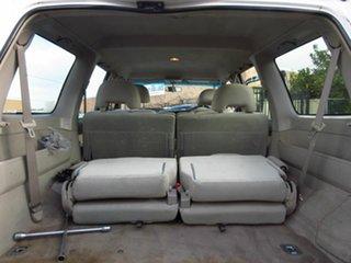 2004 Nissan Patrol GU IV ST (4x4) White 4 Speed Automatic Wagon