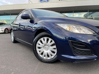 2010 Mazda 6 GH1052 MY10 Limited Blue 5 Speed Sports Automatic Sedan.