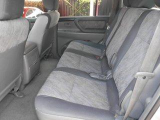 2000 Toyota Landcruiser FZJ105R GXL Grey 4 Speed Automatic Wagon