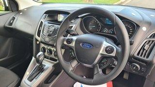2012 Ford Focus LW Trend White 6 Speed Automatic Sedan