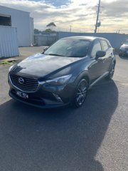 2015 Mazda CX-3 DK2W7A sTouring SKYACTIV-Drive Meteor Gre 6 Speed Sports Automatic Wagon.