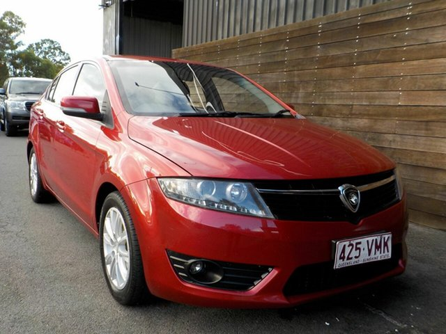Used Proton Preve CR MY13 GX Labrador, 2013 Proton Preve CR MY13 GX Red 5 Speed Manual Sedan