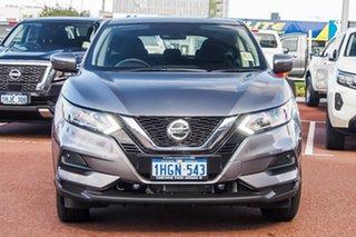 2021 Nissan Qashqai J11 Series 3 MY20 ST X-tronic Gun Metallic 1 Speed Constant Variable Wagon.