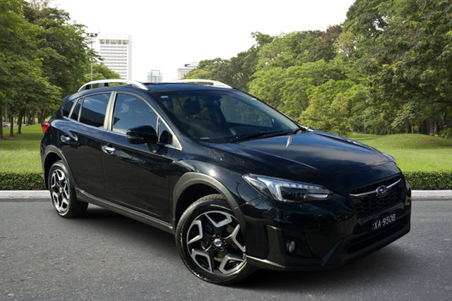 Used Subaru XV G5X MY18 2.0i-S Lineartronic AWD Paradise, 2018 Subaru XV G5X MY18 2.0i-S Lineartronic AWD Black 7 Speed Constant Variable Wagon