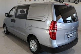 2017 Hyundai iLOAD TQ3-V Series II MY17 Silver 5 Speed Automatic Van.