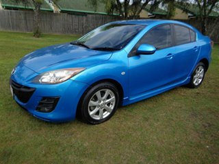 2010 Mazda 3 BL10F1 Maxx Activematic Sport Blue 5 Speed Sports Automatic Sedan.